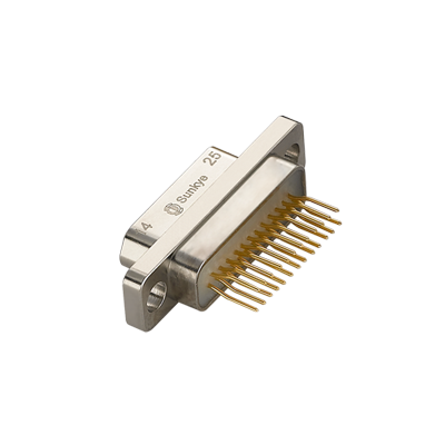 Sunkye R04J MIL-DTL-83513 Micro D-Sub Straight PCB-type Connectors